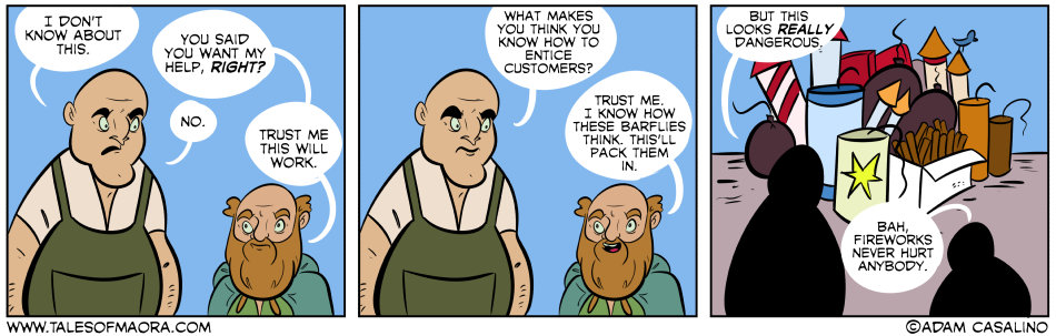 Dwarf Marketing 101