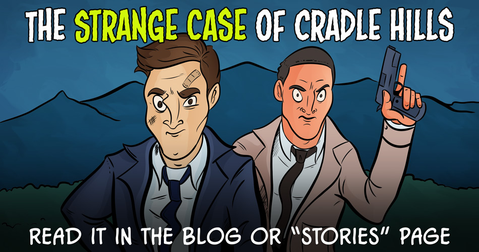 """The Strange Case of Cradle Hills,"" Paranormal Mystery!"