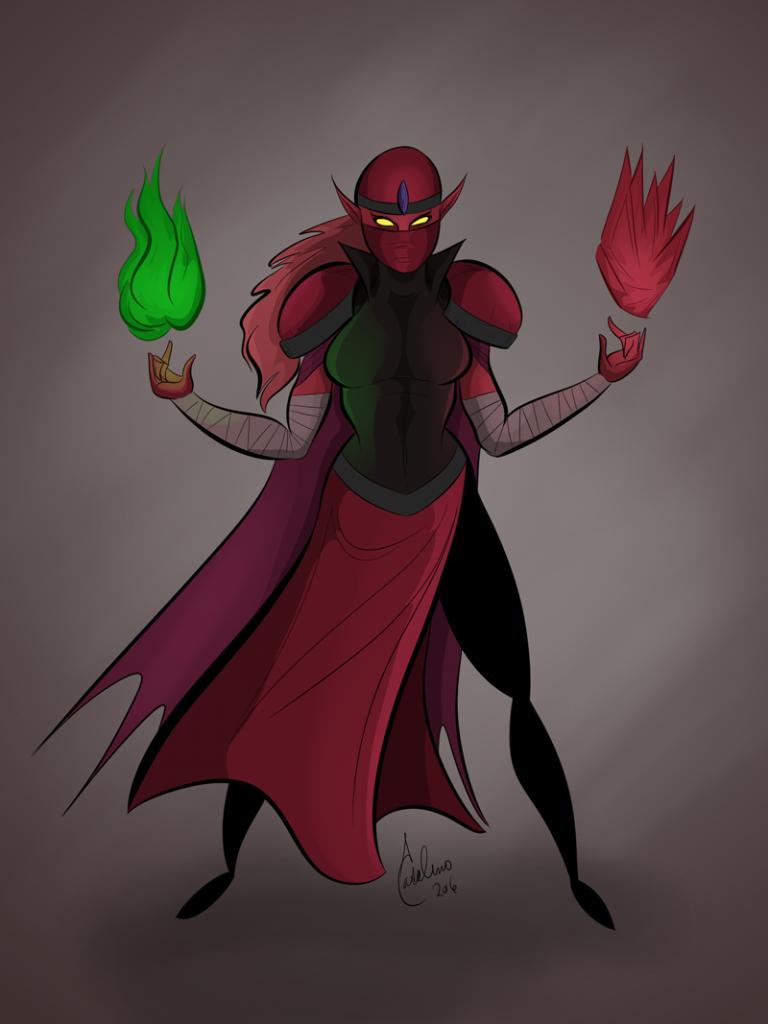 Felrogue, magical stealth