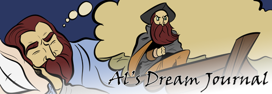 Al's Dream Journal, Star-ship