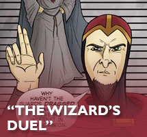 The Wizard's Duel
